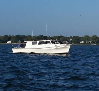 "Picture of ""My Way"" a 42-foot fishing vessel. Photo"