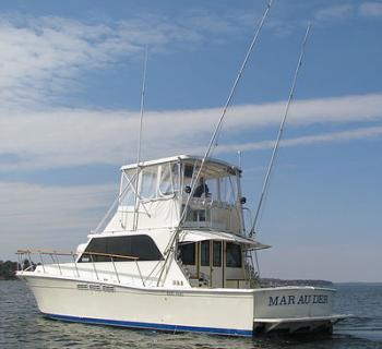 """Marauder"" Custom Sportfish Yacht  Photo"