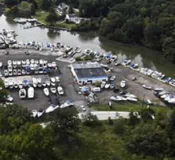 Overview of Baltimore Boating Center Photo