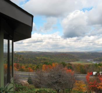 Youghiogheny Overlook Welcome Center Photo