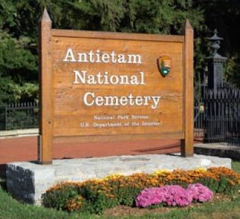 Antietam National Cemetery Photo