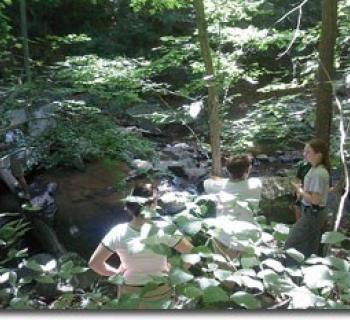 Gunpowder Falls State Park: Central Area (interpreter talking) Photo