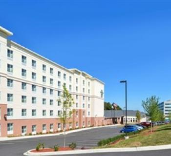 Homewood Suites by Hilton Columbia/Laurel exterior Photo