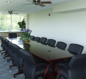 Meeting room at Bon Secours Retreat and Conference Center Photo