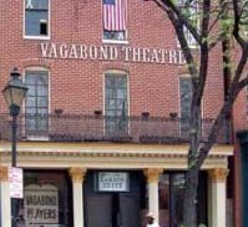 Vagabond Players building exterior Photo