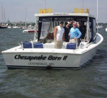 Chesapeake Born II Photo