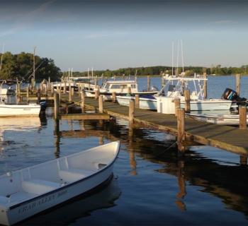 Crab Alley Marina Photo