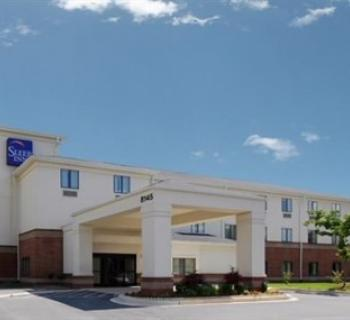 Sleep Inn Columbia Gateway-Jessup exterior Photo