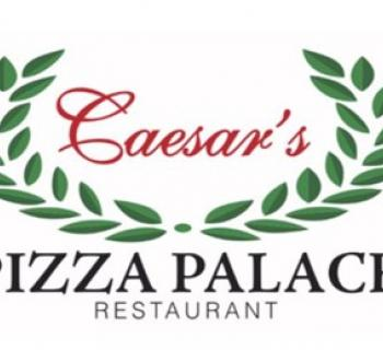 Caesar's Pizza Palace logo Photo