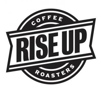 Rise Up Coffee Logo Photo