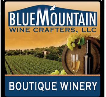 Blue Mountain Winecrafters logo Photo