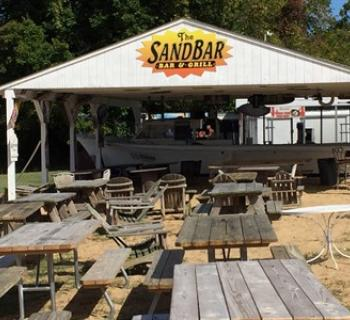 Sandbar at Rolph's Wharf Photo