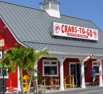 Crabs To Go exterior view Photo