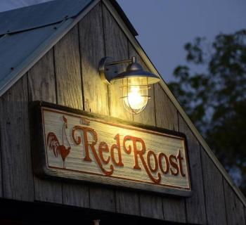 The Red Roost exterior Photo