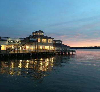 The Pier exterior view Photo