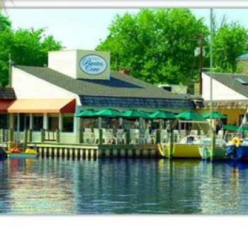 Pirates Cove Restaurant & Oyster Bar water view Photo