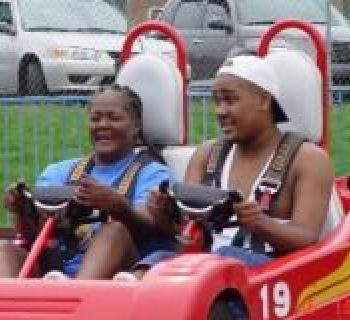 Go-rarting at Go-Kart Track-Bladensburg Photo