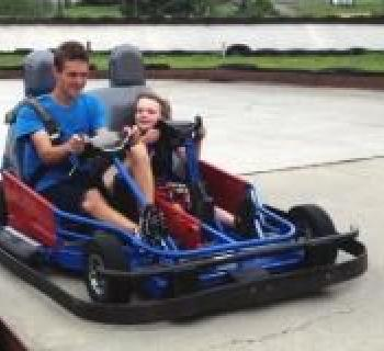 Go-karting at Family Recreation Park Photo