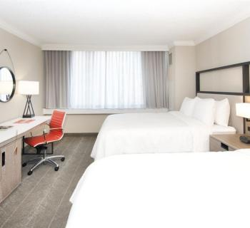 Guest room at Crowne Plaza Baltimore Downtown-Inner Harbor Photo