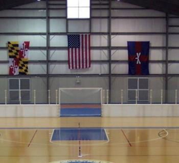Worcester County Recreation and Parks Basketball Court Photo