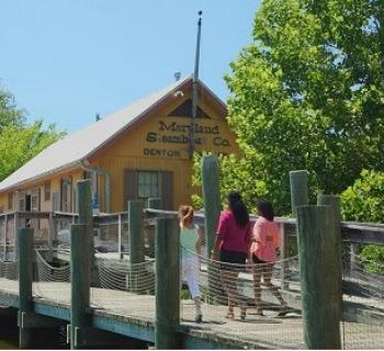 Denton steamboat wharf Photo
