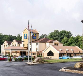 Comfort Inn & Suites-LaVale/Cumberland exterior Photo