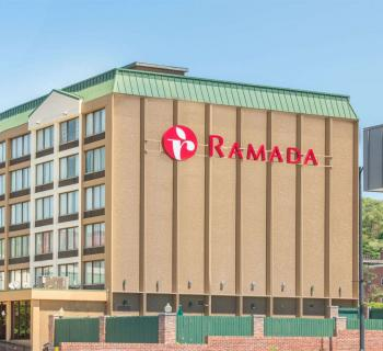 Ramada Inn-Cumberland exterior Photo