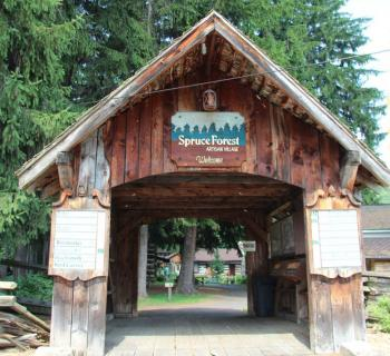 Spruce Forest Artisan Village Photo
