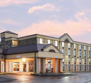 Comfort Inn-Grantsville exterior Photo
