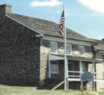 Irvin Allen and Micheal Cresap Museum Photo