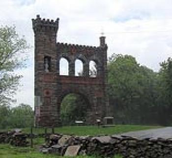 War Correspondents Arch Photo