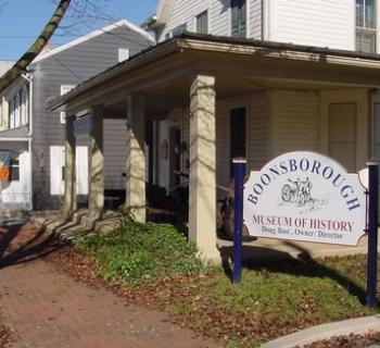 Boonsborough Museum of History Photo