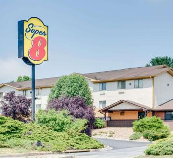 Super 8 Motel-Hagerstown exterior view Photo
