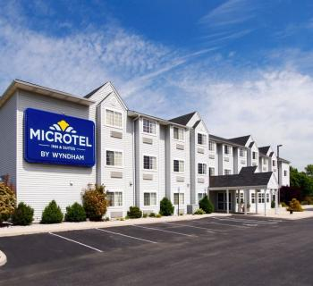 Exterior Microtel Inn & Suites-Hagerstown Photo