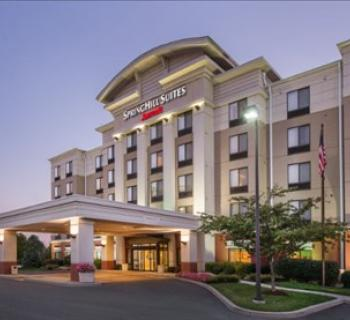 SpringHill Suites by Marriott-Hagerstown exterior Photo