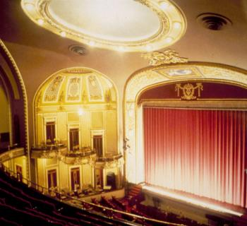 The Maryland Theatre Stage Photo