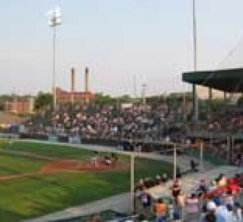 Hagerstown Municipal Stadium Photo