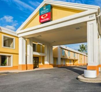 Quality Inn & Suites-Hagerstown exterior Photo