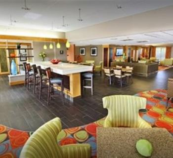 Hampton Inn-Hagerstown/Maugansville lobby area Photo