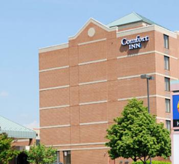 Comfort Inn Conference Center-Bowie exterior Photo