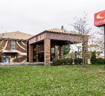 Econo Lodge Andrews AFB-Clinton exterior Photo