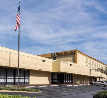 Quality Inn-Camp Springs/Andrews AFB exterior Photo