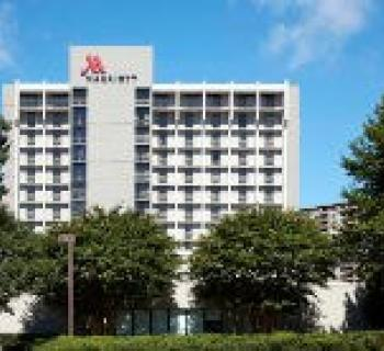 Bethesda Marriott exterior view Photo