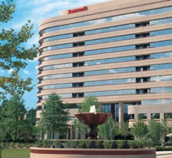 Bethesda Marriott Suites exterior view Photo