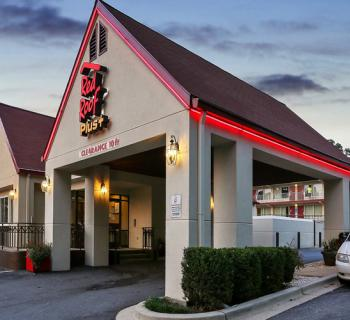 Red Roof Inn Plus-Rockville exterior view Photo