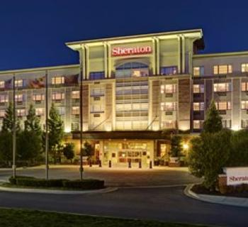 Sheraton-Rockville exterior Photo
