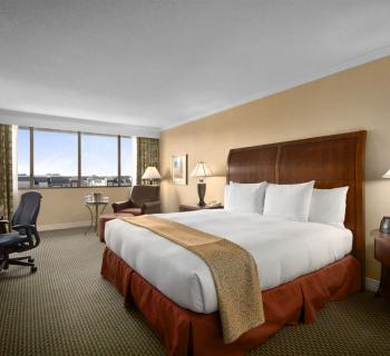 Hilton-Washington D.C./Rockville Meeting Center Hotel Photo
