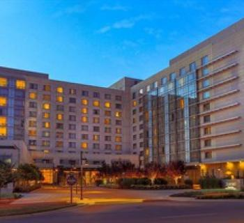 Bethesda North  Marriott Hotel & Conference Center exterior view Photo