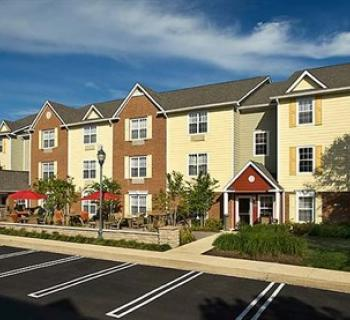 TownePlace Suites by Marriott-Gaithersburg exterior view Photo