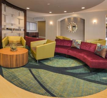 SpringHill Suites by Marriott-Gaithersburg interior Photo
